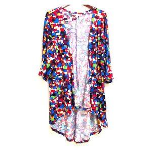 LulaRoe | Coverups, Kimono S